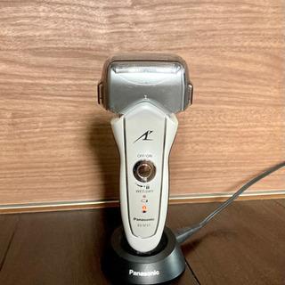 【Panasonic ラムダッシュ】充電式電気シェーバー