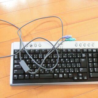 PS/2接続 キーボード   NEC