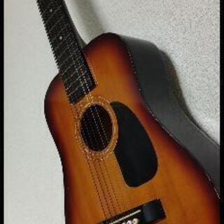 ミニアコースティックギター レア品《メーカー:アーチザン》(初心...