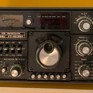 無線機 HF