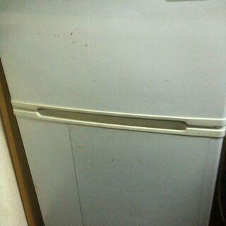 HERB Relax ノンフロン冷凍冷蔵庫数年使用品、今月末ごろ...