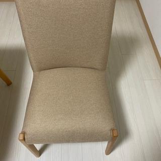 椅子2脚(ニトリ)