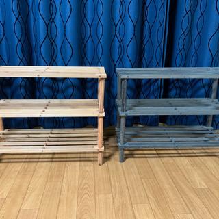 木製のラック