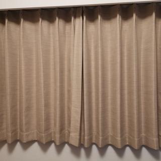 Curtain カーテン 100cmx105cm *2