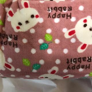 新品の毛布140センチ× 200センチ