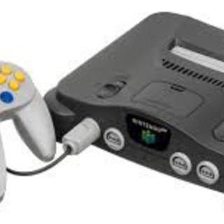 Nintendo64本体+ソフト