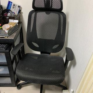 ニトリで購入した椅子