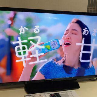 【美品】デジタルハイビジョン液晶テレビ 32型 SHARP…