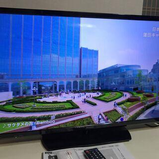 【美品】デジタルハイビジョン液晶テレビ 32型 SHARP 管理...