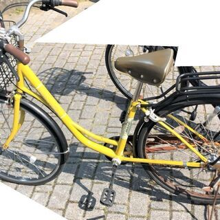 VELIZZA 自転車 27インチ 引き取り限定 三重県 通勤・...