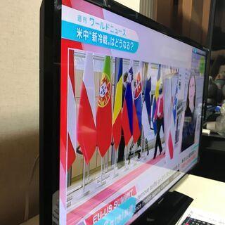 【美品】デジタルハイビジョン液晶テレビ 32型 SHARP 管理No8 (送料無料)  - 浜松市
