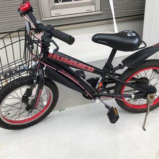ハマー 子ども 自転車 16インチ