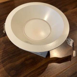 【ネット決済・配送可】2015年製LEDダウンライト・電球色