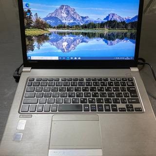 DynaBook R634/M Win10 SSD120GB 起動8秒