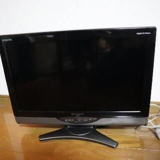 テレビ AQUOS 2010年式