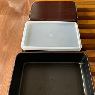 2段お弁当箱