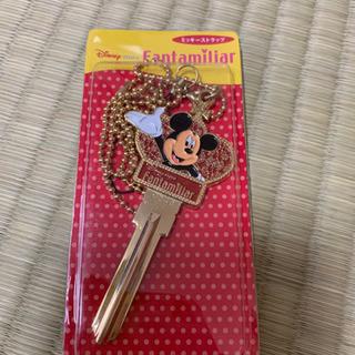 ミッキーマウス ストラップor家の鍵
