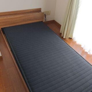 ベッドフレーム、ベッドマット