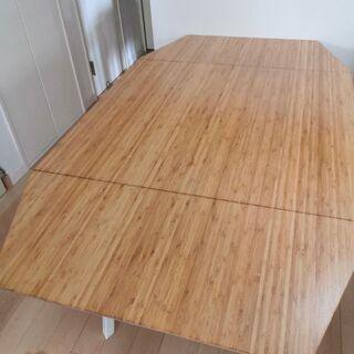 IKEA ドロップリーフテーブル