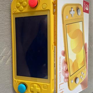 Nintendo Switch light +モンハンRISEセット