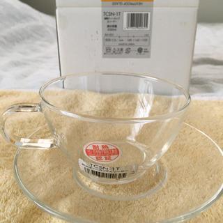 新品未使用 ハリカの耐熱ティーカップ