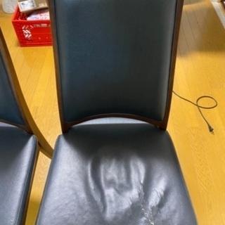 【ネット決済】椅子 2脚