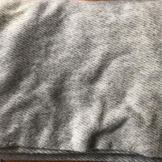 布地 ウール素材 グレー