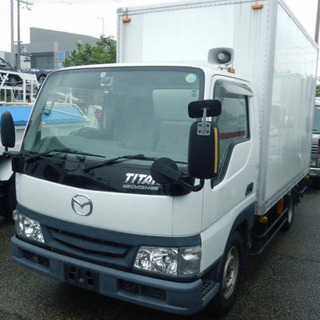 【ネット決済】H20 タイタンダッシュ パネルバン 超〜お買得!