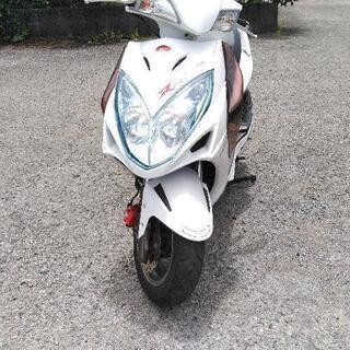 キムコレーシング125FI 通勤快速 ファミリーバイク特約 125cc