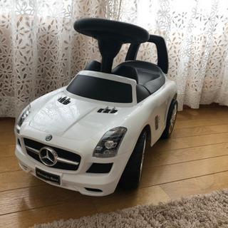 乗用玩具 足けり ベンツ 車
