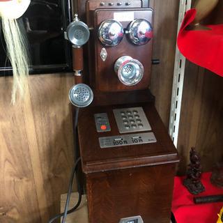 レトロ公衆電話