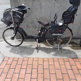 YAMAHA PAS 子供乗せ電動自転車