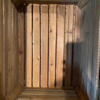 木箱 木製BOX