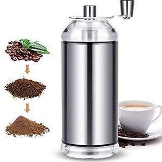 新品たくさん在庫 コーヒーミル コーヒーグラインダー 手挽…