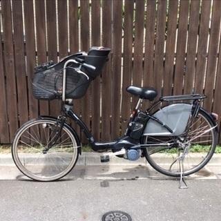 パナソニック子供乗せ電動自転車 新基準 12A