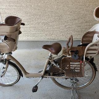 三人乗り自転車(非電動)今日取引の方1万8000円
