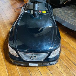 子ども用 電動常用車 レクサスLS460