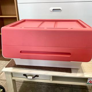 SANKA フロックワイド 収納ボックス 収納ケース 衣装ケース...
