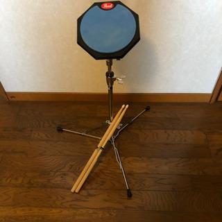 美品ドラムトレーニングパッド