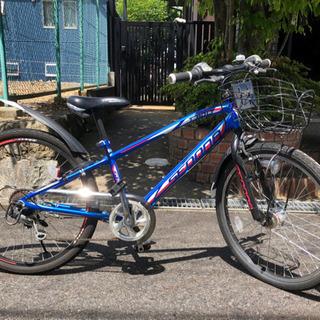 自転車 小学生用 24インチ