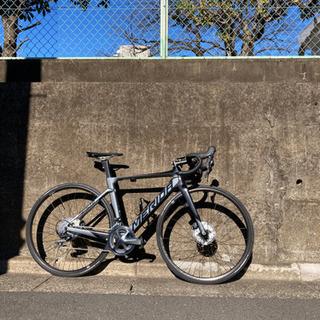 【ネット決済】ロードバイク メリダ リアクトDISC6000 2...