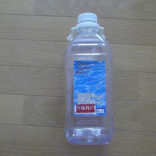 ツルハドラッグのボトル/未使用◆無料給水専用ボトル