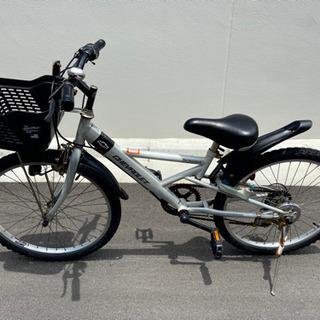 シボレー★子供用自転車★20インチ★グリップ新品★引き取り