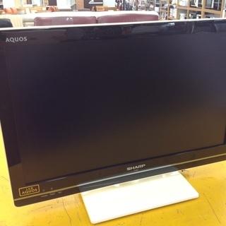 液晶テレビ SHARP 22インチ AQUOS 2011年製 【...