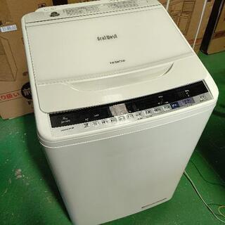 【ネット決済】HITACHI ビートウォッシュ 全自動洗濯機 洗...