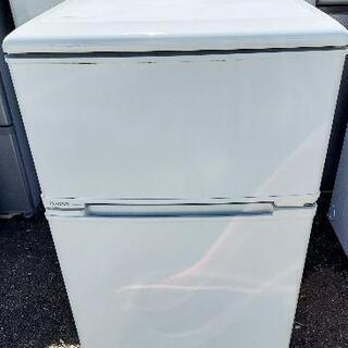 (株)ユーイング冷蔵庫 88L