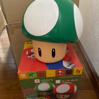スーパーマリオ 1UPキノコ お弁当箱