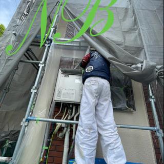 外壁塗装 屋根塗装 します