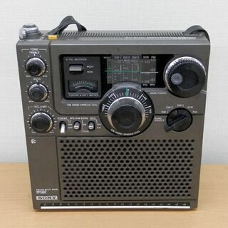 ラジオ SONY ソニー ICF-5900 スカイセンサー 5バ...
