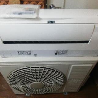 エアコン工事は安心の電気工事士にお任せ♪超大型5.6K18畳用!...